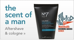 the Men's Health Grooming Awards winner Boots No7 Men Post Shave Recovery Balm product image