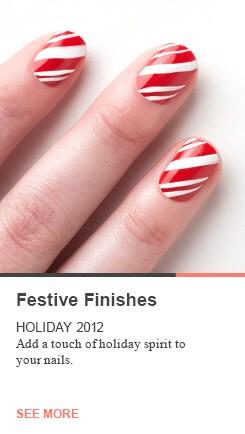 Festive Finishes