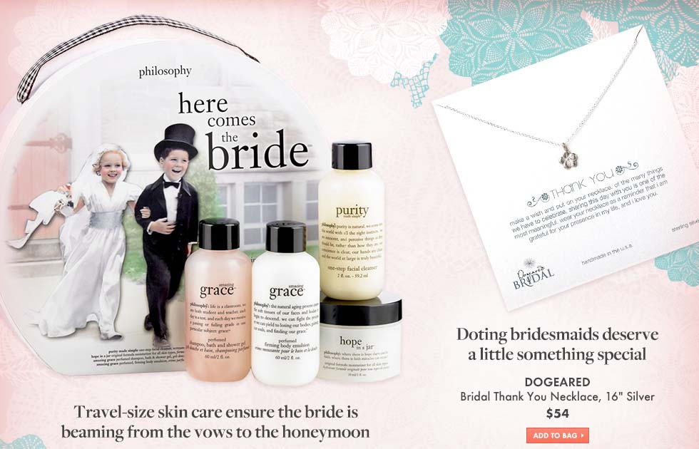 To Have and To Hold Wedding Essentials
