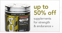 supplements for strength and endurance