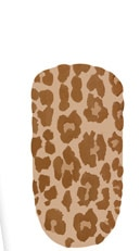 Essie Nail Effects Sleek Sticks Nail Appliques, Don't Cheetah on Me