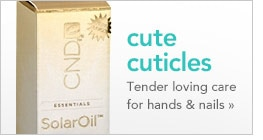 tender loving care for hands and nails