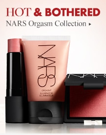 shop the NARS Orgasm collection