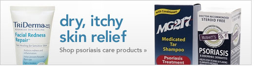 dry, itchy skin relief | Shop psoriasis care products