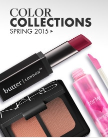Color Collections   Spring 2015