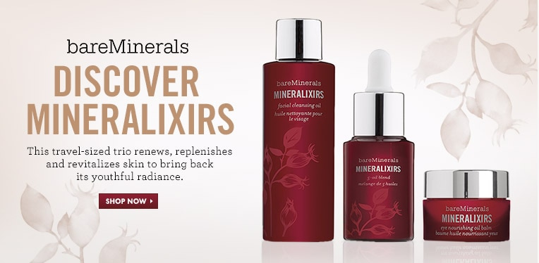Shop for bareMinerals Mineralixirs Kit