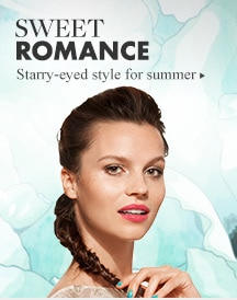 Get the Latest Trends Sweet Romance look for summer