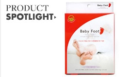 What's New at Baby Foot