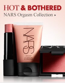 see the NARS Orgasm family of products