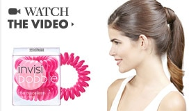 Watch the Invisibobble Nightlook Video
