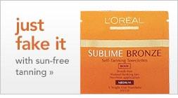 sun free tanning