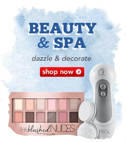 Beauty & spa | decorate & dazzle, shop now