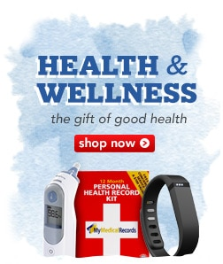 Health & wellness | the gift of good health, shop now