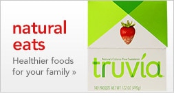 natural eats, healthier foods for your family