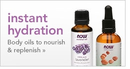 instant hydration | body oils to nourish and replenish
