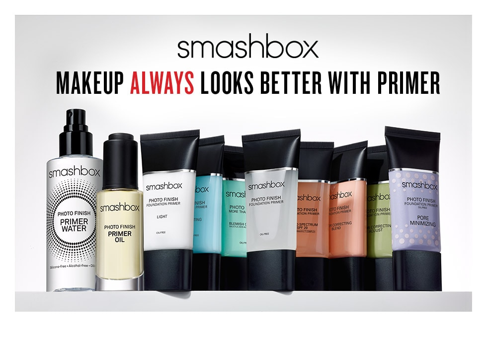 Smashbox Complexion Perfection - Pick your perfect primer