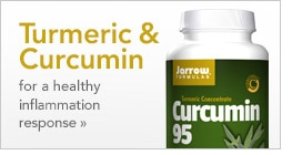 turmeric & curcumin for a healthy inflammation response