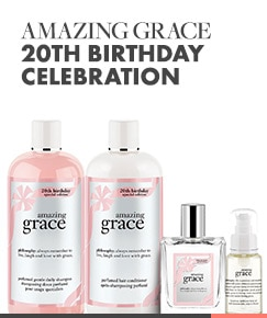 Amazing Grace 20th Birthday Celebration