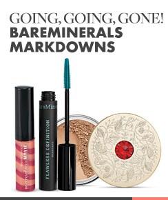 bareMinerals markdowns