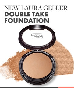 New! Laura Geller Double Take Foundation