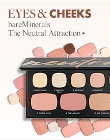 bareMinerals Neutral Attraction Palette