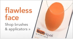flawless face | Shop brushes & applicators