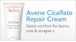 Avene Cicalfate Repair Cream | quick comfort for burns, cuts & scrapes