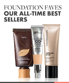 Foundation faves | Our all-time best sellers