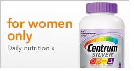 daily nutrition for women only
