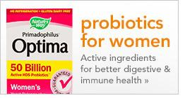 probiotics for women | active ingredients for better digestive & immune health