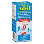 Children's Advil Ibuprofen Fever Reducer/Pain Reliever Oral