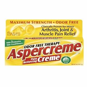 Aspercreme Pain Relieving Creme- 5 oz