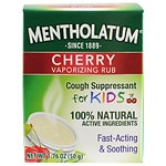 Mentholatum - Children's Chest Rub, Cherry Scented- 1.76 oz