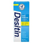 Desitin Rapid Relief Diaper Rash Ointment, Creamy