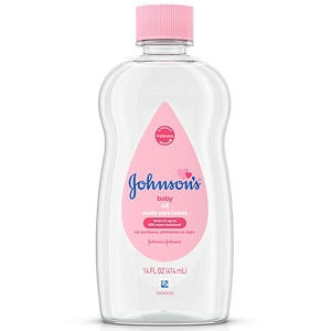 Johnson's Baby Oil, Original