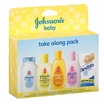 Johnson's Baby Take-Along Pack- 1 pack