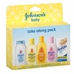 Johnson's Baby Take-Along Pack- 1 pack