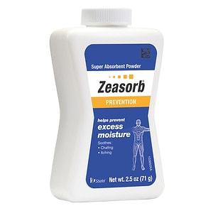 Zeasorb Super Absorbent Powder- 2.5 oz