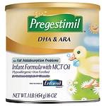 Enfamil Pregestimil Lipil Hypo-Allergenic Infant Formula, Powder,