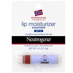Neutrogena Norwegian Formula Lip Moisturizer SPF 15- .15 oz