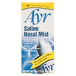 Ayr Saline Nasal Mist- 1.69 fl oz