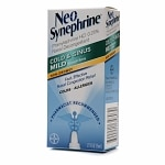 Neo-Synephrine Cold & Sinus Mild Strength Nasal Spray- .5 fl oz