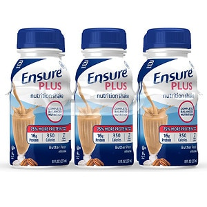 Ensure Plus Nutrition Shake, Butter Pecan