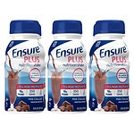 Ensure Plus Nutrition Shake, 8 fl oz, Milk Chocolate