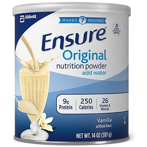 Ensure Nutrition Powdered Shake, Vanilla