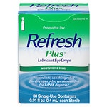 Refresh Celluvisc, Lubricant Eye Gel, Single Use Containers- 30 ea