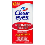 Clear eyes Redness Relief Eye Drops- 1 fl oz