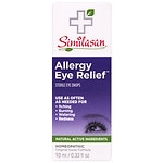 Similasan Allergy Eye Relief Eye Drops - .33 fl oz- .33 fl oz