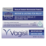 Vagisil Anti-Itch Creme, Regular Strength Anti Itch Creme- 1 oz