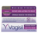 Vagisil Anti-Itch Creme, Maximum Strength